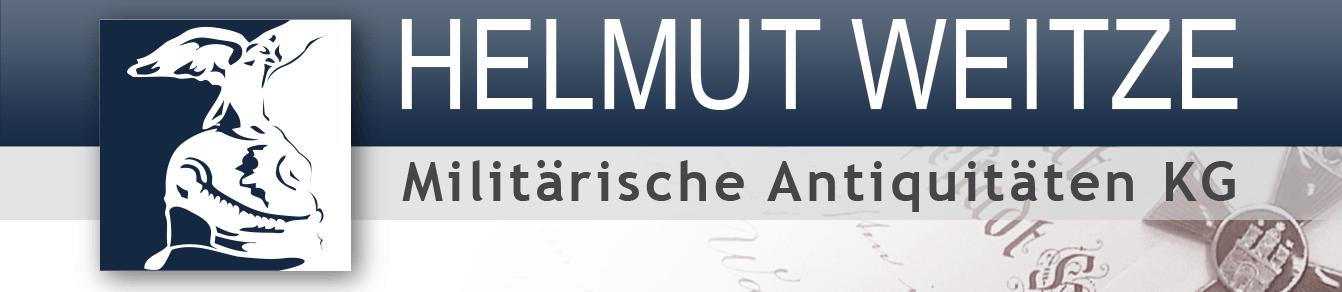 Helmut Weitze Militärische Antiquitäten KG