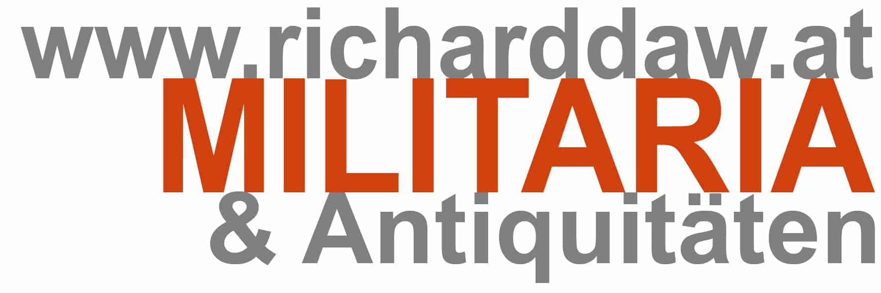Richard Dawkins MILITARIA & Antiquitäten